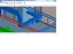 Модуль HVAC Spools (Трубные вставки систем отоплен