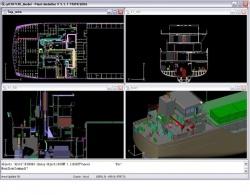 Модуль трехмерного моделирования трубопроводной се