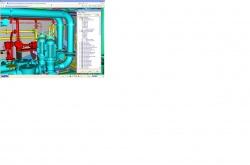 Изображение моторного отсека в eBrowser