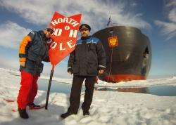 Дмитрий Лобусов. Северный полюс