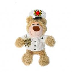 """«Мягкая игрушка мишка """"Капитан корабля""""»"""