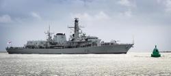 Фрегат Королевского военно-морского флота Великобр