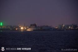 9 декабря. Выход в море ТРПК�