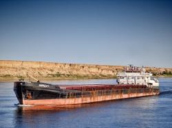 Река Волга, Астраханский пл