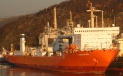 Атомный лихтеровоз-контейн
