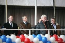 Церемония закладки судов проекта MPSV12