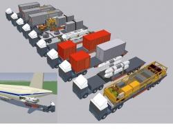 Транспортировка NSRS