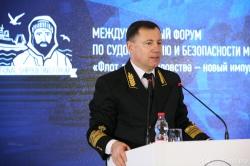 Замглавы Росрыболовства Петр Савчук