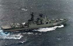 Большой противодлодочный корабль Адмирал Трибуц в