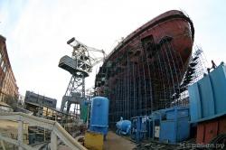 Строительство ледокола ЛК-6