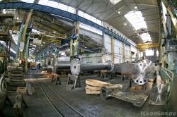 Механический цех Балтийского завода