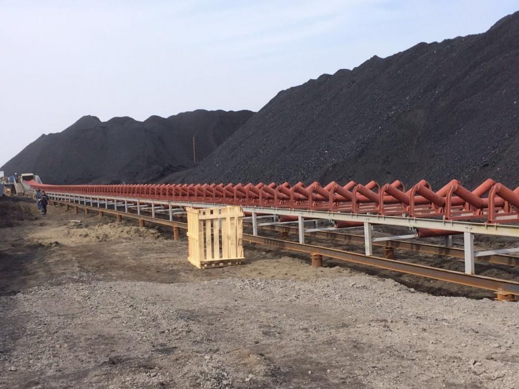 Угольный конвейер сахалин бизнес фольксваген транспортер