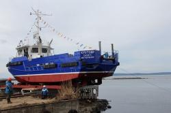Спуск на воду лоцмейстерск�