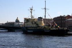 III Фестиваль ледоколов в Санкт-Петербурге. Ледоко