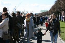III Фестиваль ледоколов в Санкт-Петербурге