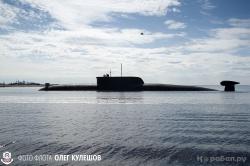 Атомная подводная лодка