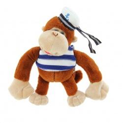 "«Мягкая игрушка обезьяна ""Моряк""»"