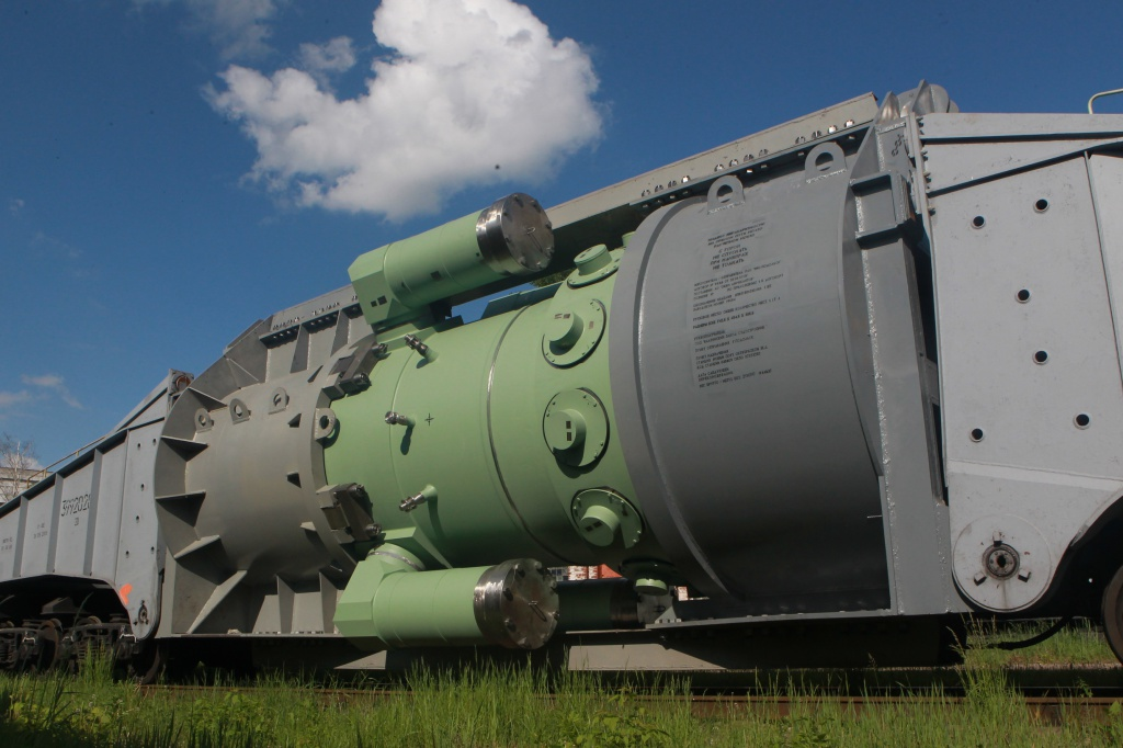 Окончено изготовление реакторной установки Ритм-200 для атомного ледокола Арктика