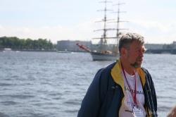Сергей Тимошков, командир-координатор брига