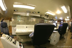 В ЦПУ атомного лихтеровоза