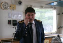 Фарид Габбасов, капитан атомного лихтеровоза