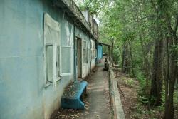 Баржа-дом