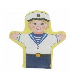 """«Кукла-рукавичка """"Моряк""""»"""