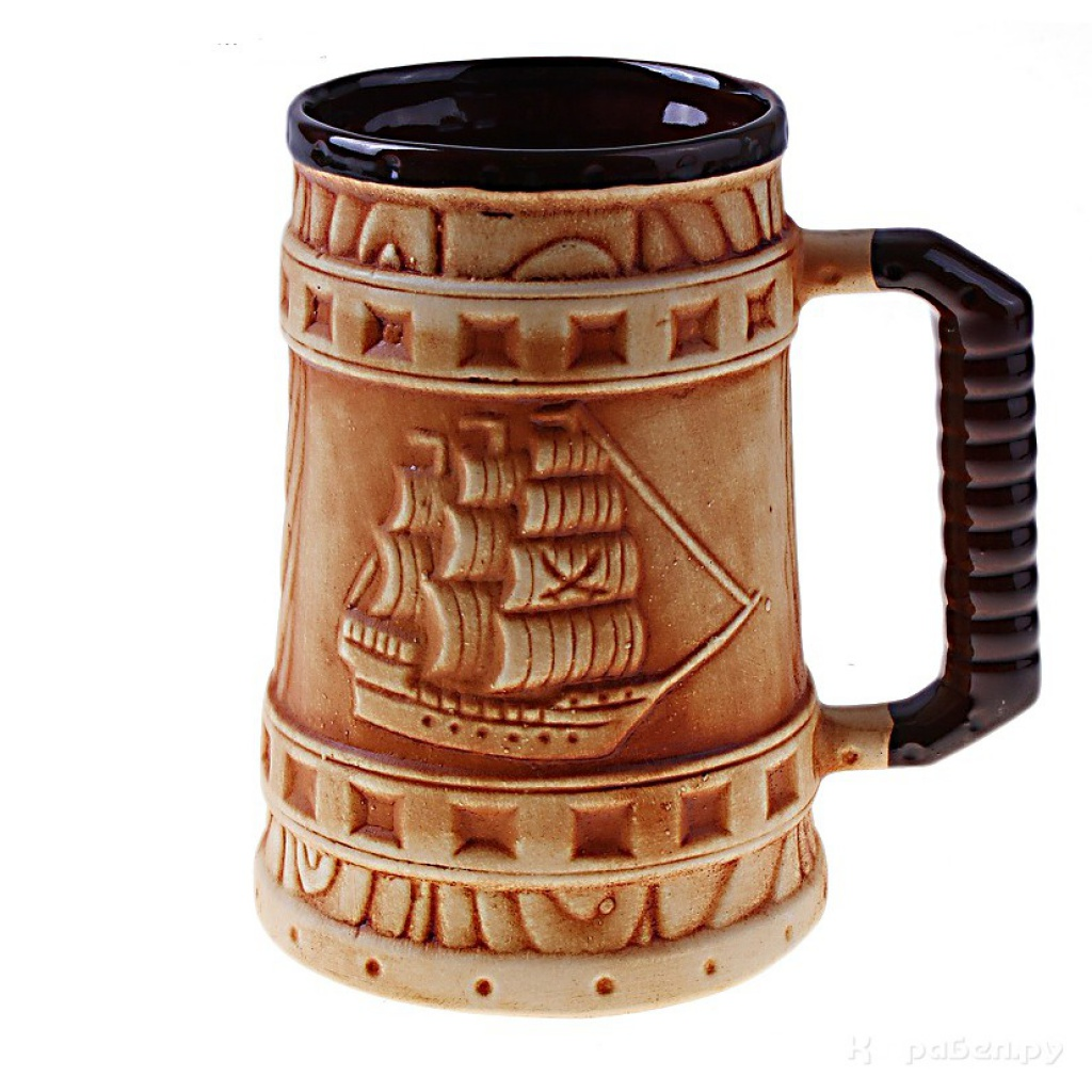 "5.jpg (Бокал для пива ""Пират"")"