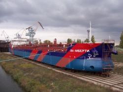 Судно проекта RST27 на Херсонском судостроительном