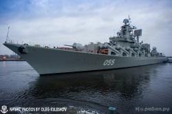 Ракетный крейсер Северного
