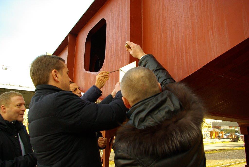 Калининградский завод «Янтарь» начнет строительство траулера для рыбаков Камчатки
