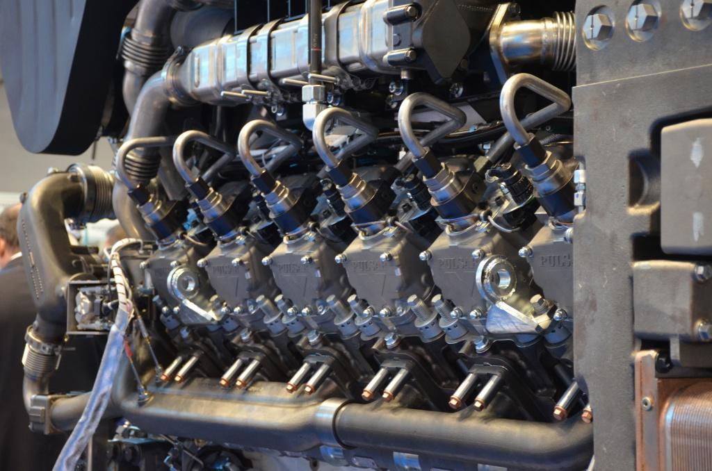 Новые возможности «Пульсар»: корабли России поплывут на газовых двигателях