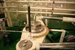 Рулевая машина дноуглубите