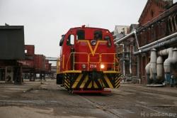 Тепловозы Балтийского завода