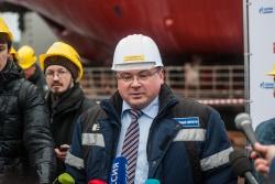 Александр Соловьев, генеральный директор ПАО