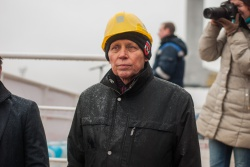 Александр Лысов, глава муни