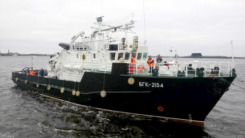 Отдать швартовы: новейший российский катер вошел в состав Северного флота