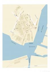 План территории Балтийского завода