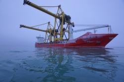 Следование судна по Северному морскому пути