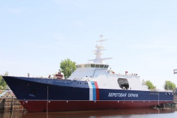 Пограничный корабль проект