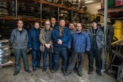 Производственный коллектив компании