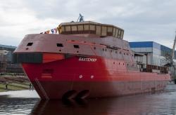 Спасательное судно проекта