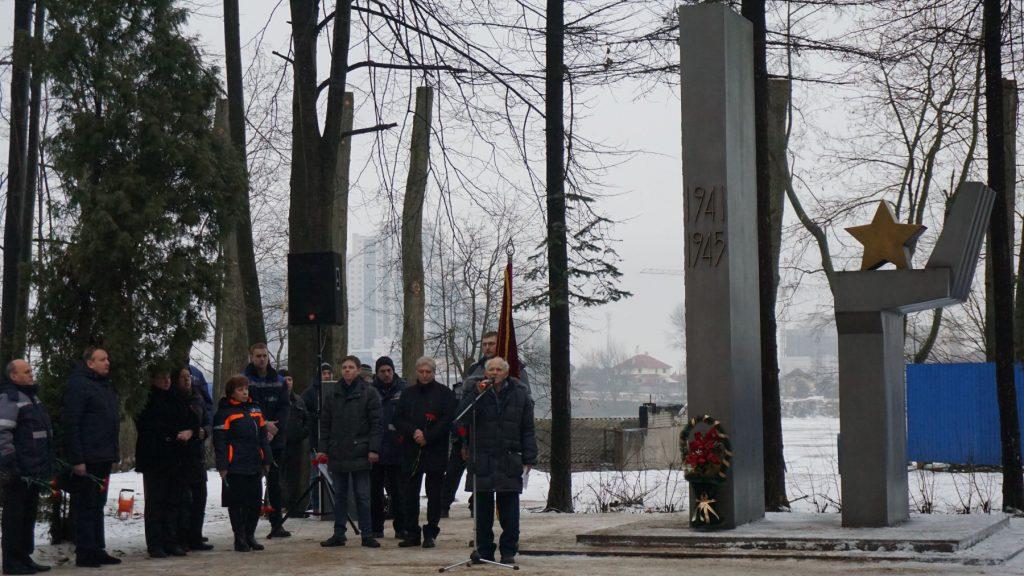 ВПетербурге отмечают 73-ю годовщину полного освобождения Ленинграда отблокады