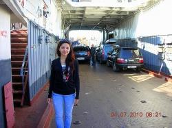 На грузовой палубе, Анастас