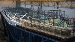 На Средне-Невском судостроительном заводе закончил