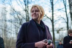 Юлия Гребнева - пресс-секретарь ПАО