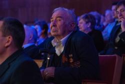 Праздничный концерт, посвященный 85-летию ПАО