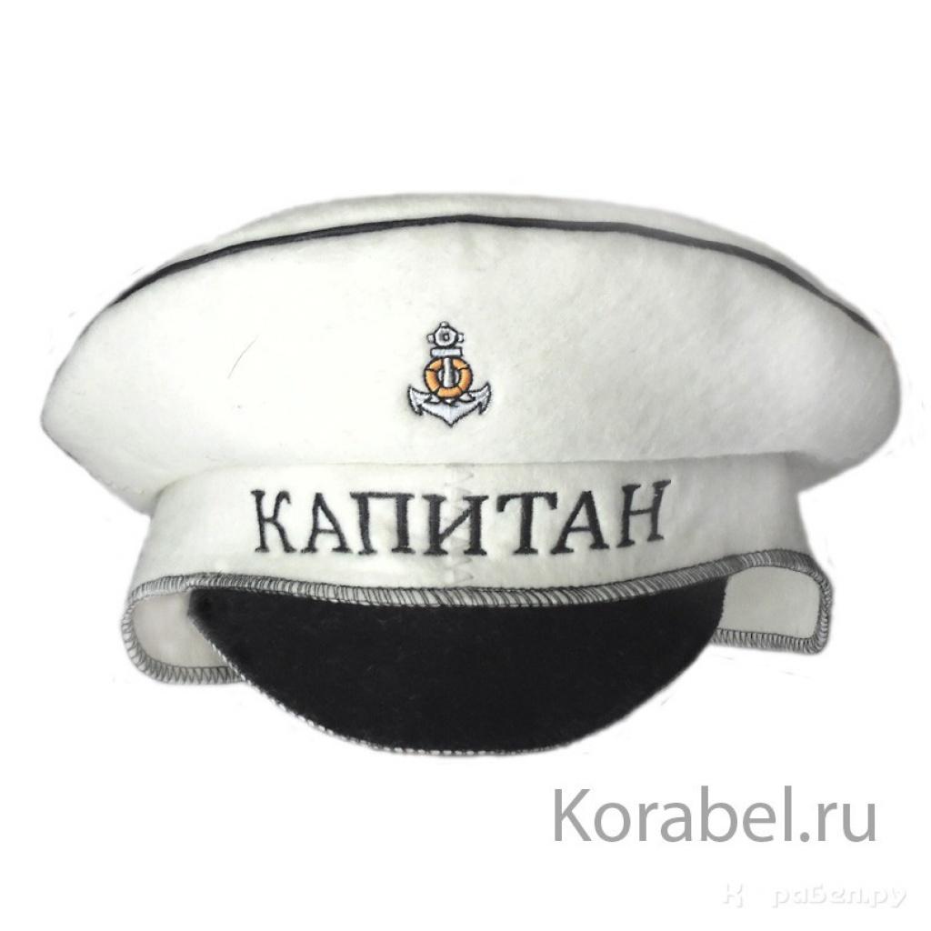"Капитанка банная 1.jpg (Фуражка для бани ""Капитан"")"