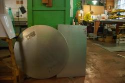 Примеры металлических форм для дорожных и прочих з