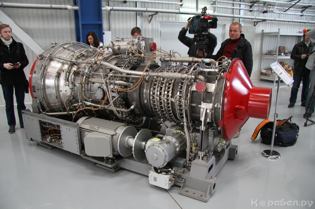 Об украиньских судовых турбинах и их замене